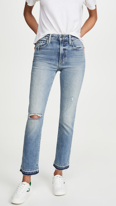 Joe's Jeans The Luna High-Rise Jeans