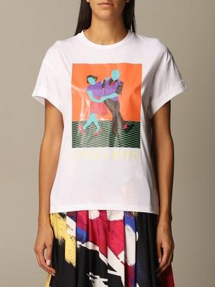 Stella Jean Stella Jeans T-shirt With Print