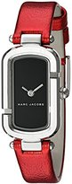 Marc Jacobs Women's The Jacobs Metallic Red Leather Watch - MJ1499