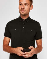 Ted Baker Patch pocket polo shirt