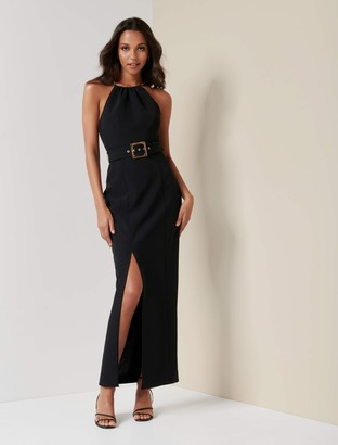 Ever New Loretta Belted Maxi Dress