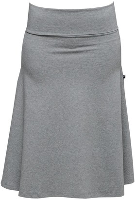 Non+ Non577 Knee Length Skirt With Turn-Down Waist