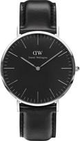 Daniel Wellington Classic Sheffield stainless steel watch