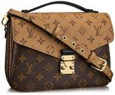 Louis Vuitton Canvas Pochette Metis Cross Body Handbag Article:M41465