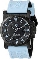 Swiss Legend Men's 40030-BB-01-BBLAS Sportiva Analog Display Swiss Quartz Blue Watch