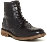 Rogue William Lace-Up Wingtip Boot