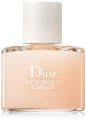 Christian Dior Dissolvant Abricot Polish Remover