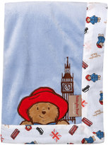 Trend Lab Paddington Bear Velour Blanket