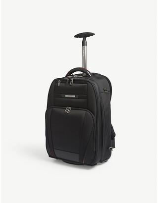 Samsonite Black Pro Dlx 5 Laptop Backpack, Size: #17