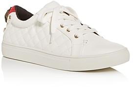 Kurt Geiger Women's Ludo Quilted Low-Top Sneakers