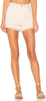 J Brand x Revolve High Rise Cut Off Short