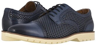 Stacy Adams Ellery Cap Toe Oxford (Tan) Men's Shoes