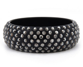 Cara Accessories Disco Sparkle Bangle
