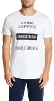 Kinetix Coffee Rap Crew Neck Tee