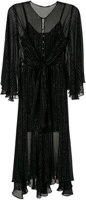 Eva Knot Midi Dress