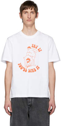 Carne Bollente White Try It Youll Like It T-Shirt