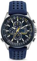 Citizen Blue Angels World Chrono A-T Watch, 43mm
