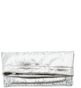 Cofi Leather Convertible Cross Body Clutch
