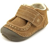 Stride Rite Sm Darwin Infant Round Toe Suede Brown Sneakers.