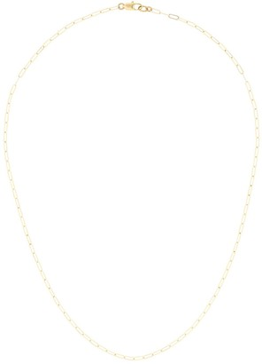 Laura Lombardi Essential Oval Chain Necklace