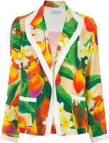 Isolda printed blazer