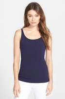 Eileen Fisher Women's Long Scoop Neck Camisole