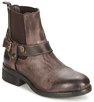 Koah JANE women's Mid Boots in Brown