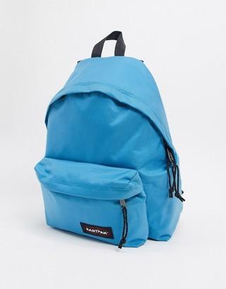 Eastpak padded backpack in bay blue