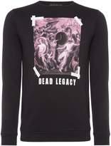 Dead Legacy Renaissance Graphic Sweatshirt