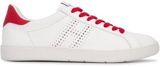 Hogan Flat Low Top Sneakers
