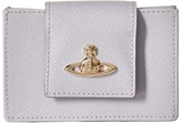 Vivienne Westwood Opio Saffiano Wallet Wallet Handbags