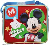 Disney Michey Mouse Lunchbox Shoulder Pic-nic Lunch Bag