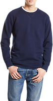 Levi's Original Crew Neck Jumper, Dark Indigo