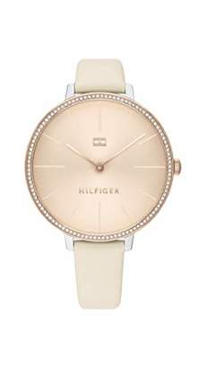 Tommy Hilfiger Women's Analogue Quartz Watch with Stainless Steel Strap 1782111