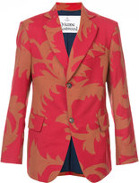 Vivienne Westwood embroidered fitted blazer