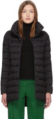 Herno Black Matte Hilo Jacket