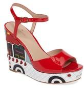 Kate Spade Women's Dora Wedge Sandal