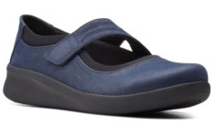 Clarks Cloudsteppers Women's Sillian 2.0 Joy Mary Jane Flat Shoes Women's Shoes