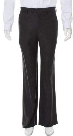 Bottega Veneta Cashmere Flat Front Pants w/ Tags