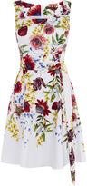Karen Millen Floral A-line Dress