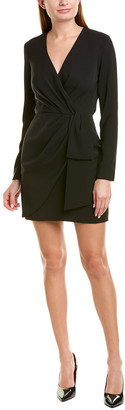 Jay Godfrey Faux Wrap Dress