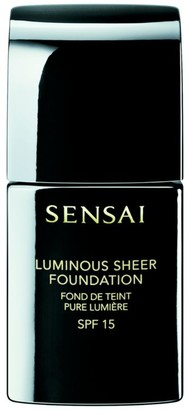 Sensai Luminous Sheer Foundation