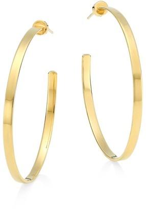 Jennifer Zeuner Jewelry Kiara Hoop Earrings
