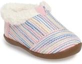 Toms Tiny Slipper (Baby, Walker & Toddler)