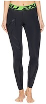 2XU Refresh Recovery Compression Tights (Black/Nero) Women's Workout