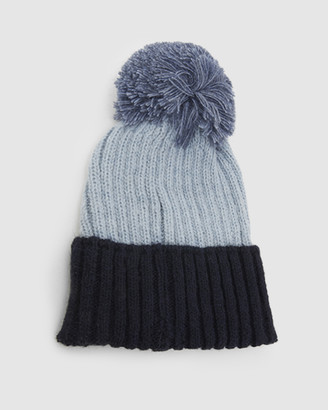 Kate & Confusion Block Beanie