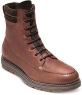 Cole Haan Men's Lockridge Grand Moc-Toe Waterproof Boots