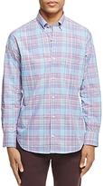 Tailorbyrd Fir Plaid Classic Fit Button-Down Shirt