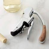 Williams-Sonoma L'Atelier Du Vin Oeno Box Solid Wood Corkscrew Wine Opener