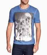 William Rast Skulls Of Smoke Graphic Short-Sleeve T-Shirt